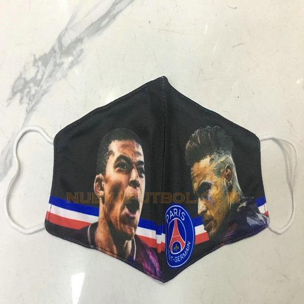 maschera paris saint germain 2020-2021 negro