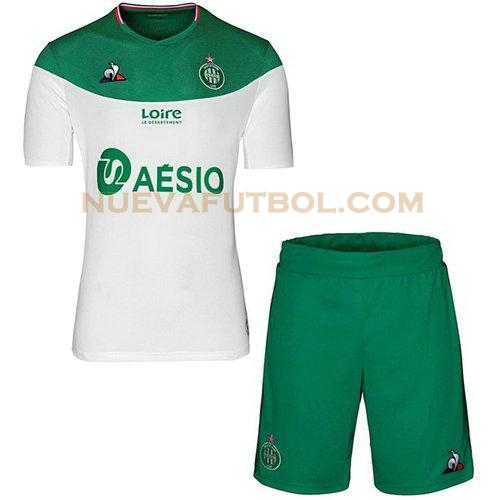 primera camiseta as saint-étienne 2019-2020 niño
