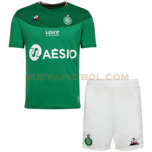segunda camiseta as saint-étienne 2019-2020 niño